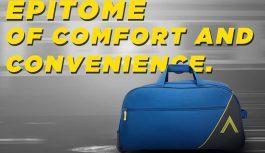 Aristocrat Duffel Bag: Your Best Travel Companion