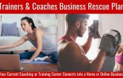 New Plan for Training and Coaching from Your Home