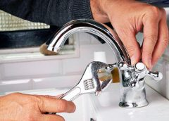 What is plumbing in architecture?