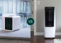 Differences Between A Fan And An Evaporative Cooler